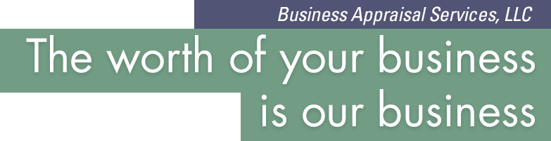 The worth of your business is our business